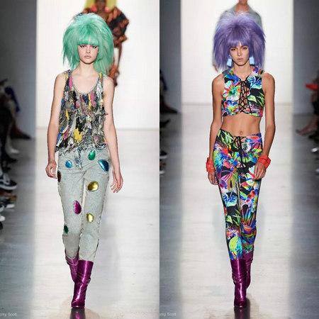 时尚界重中之重的2020春夏时装周流行色来了