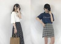 戈蔓婷女装品牌 女生春季穿搭衣服图片