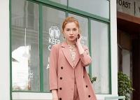 金蝶茜妮今春流行的这三款春季外套搭配,时髦炸了!