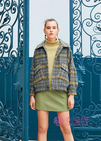 Ei.衣艾温暖时髦的春季毛衣来了解一下 提升你的造型感 (图2)
