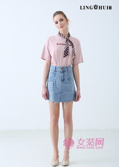 领卉春夏穿糖果色穿搭 时髦显白还非常减龄(图2)