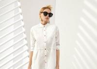 夏天怎么穿比较显气质 阿莱贝琳品牌女装为你推荐