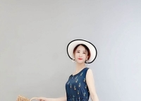 石库门清新自然的韩系穿搭 一眼就心动的简约搭配
