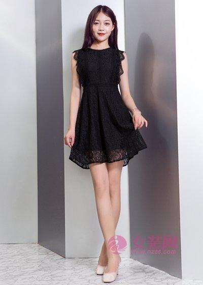 汀丁可夏季连衣裙可不能少了 简约舒适又高级(图2)